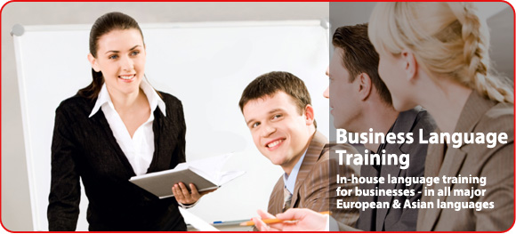 Business Language Training Image
