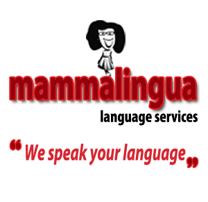 mammalingua language services logo